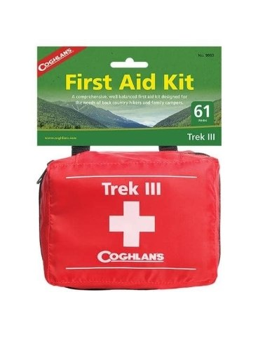 Coughlans Trek3 III First Aid Kit
